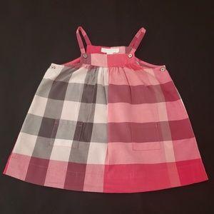 Baby Girl Burberry Dress